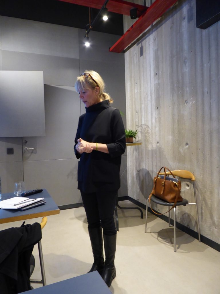 Elisabeth Rytter, forsknings och nutritionsansvarig på Livsmedelsföretagen