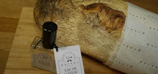 Grand Blanc från Gateau, både i form av bröd och parfym.