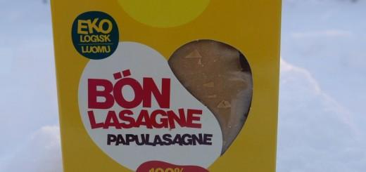 Gör lasagnen ännu mer hälsosam och glutenfri