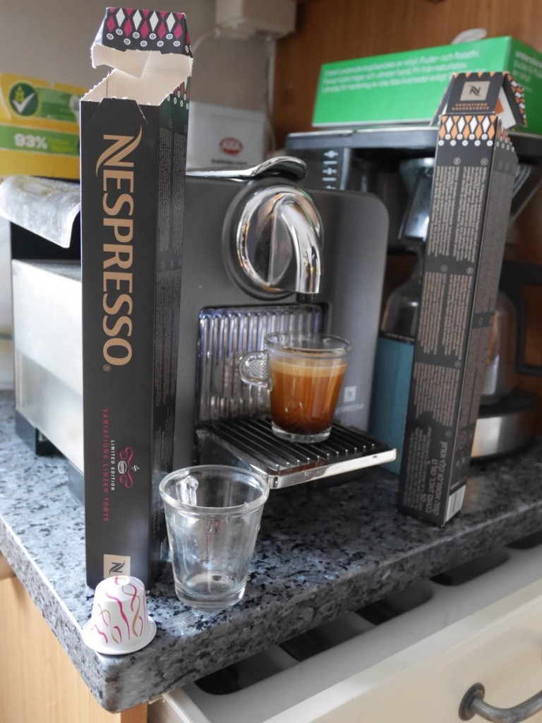 Nespresso Variations