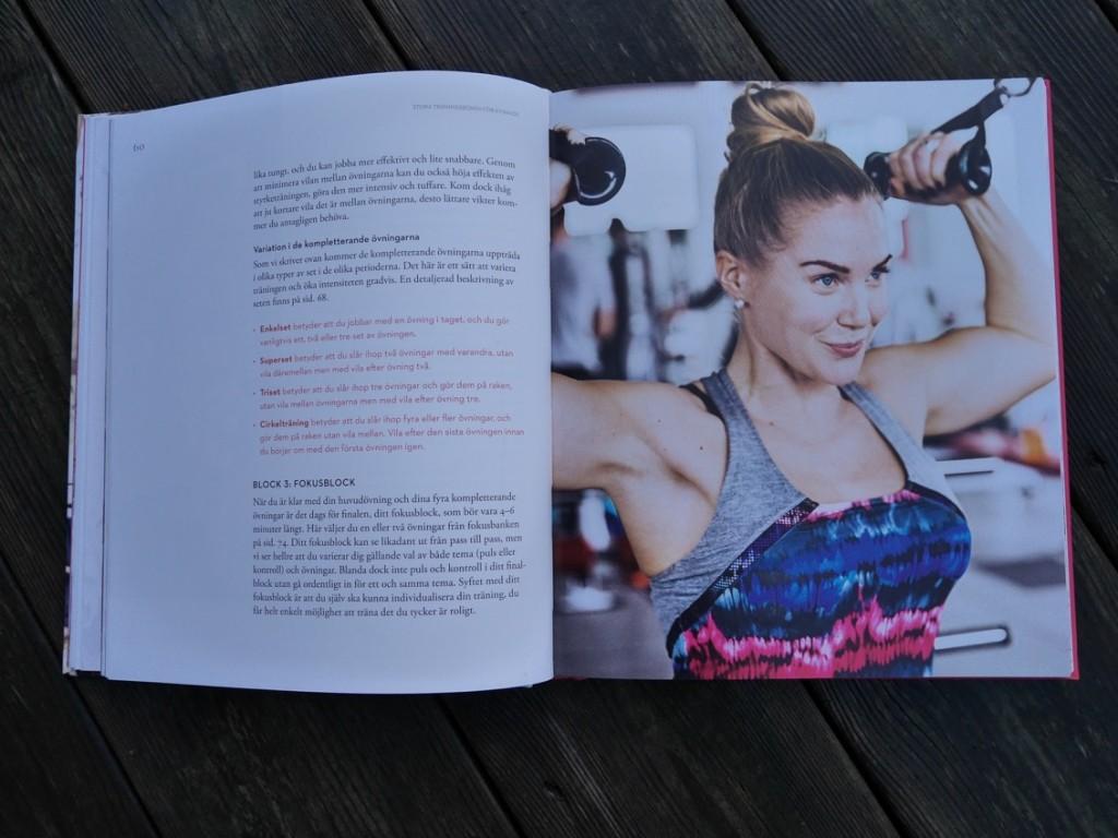En träningsbok för vanliga kvinnor - precis som du och jag.