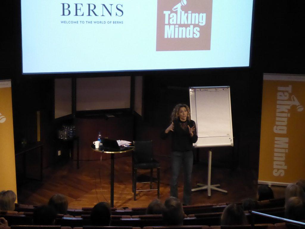 Har du möjlighet att lyssna på en föreläsning med Leila så gör det - vilken inspiratör!