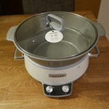 Crock-Pot med löstagbar gryta