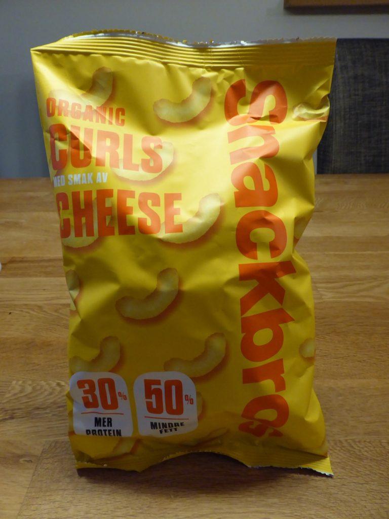 Nyttigare snacks