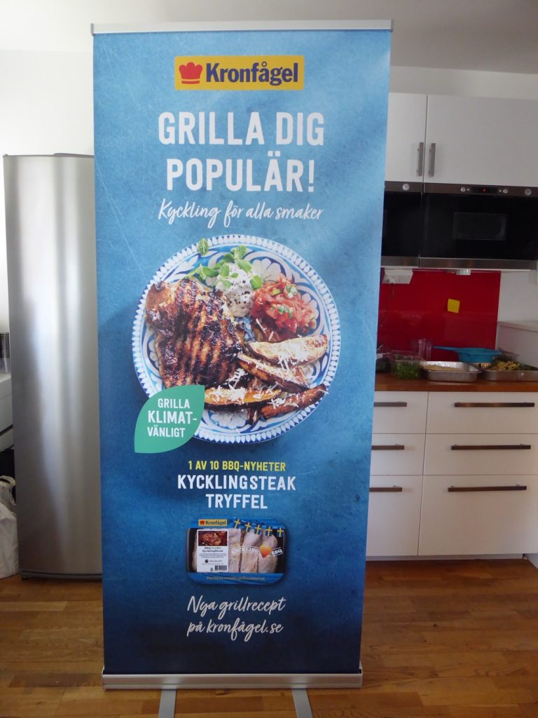 En av vårens magiska nyheter är BBQ KycklingSteak Tryffel