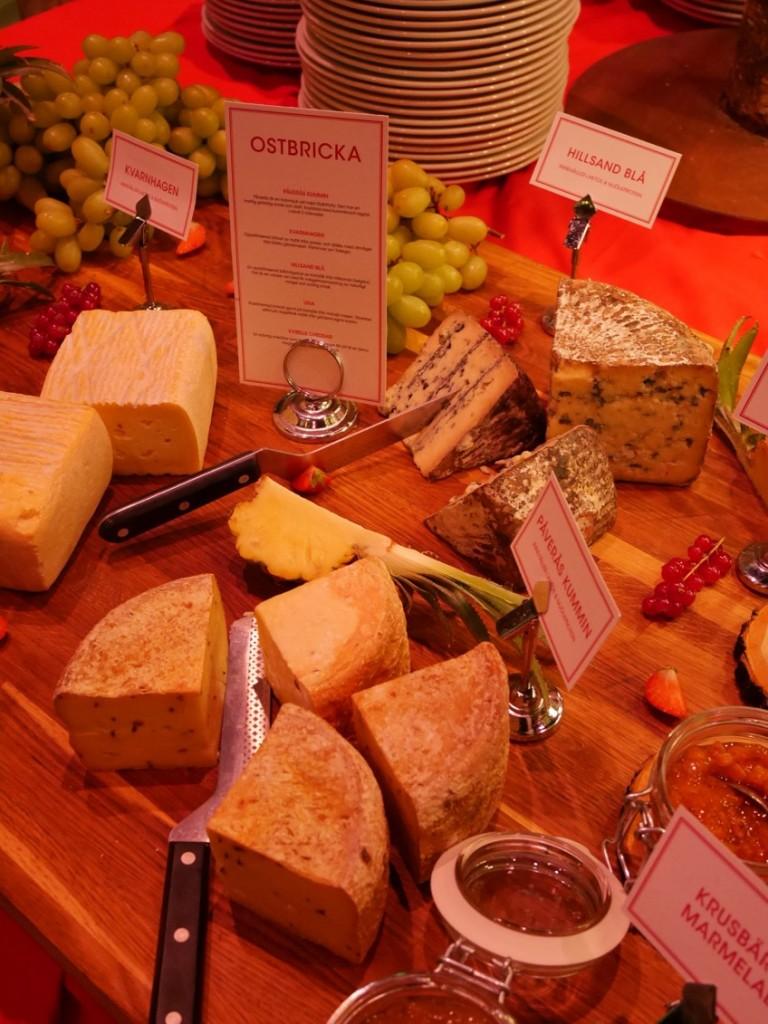 Missa inte ostbrickan!