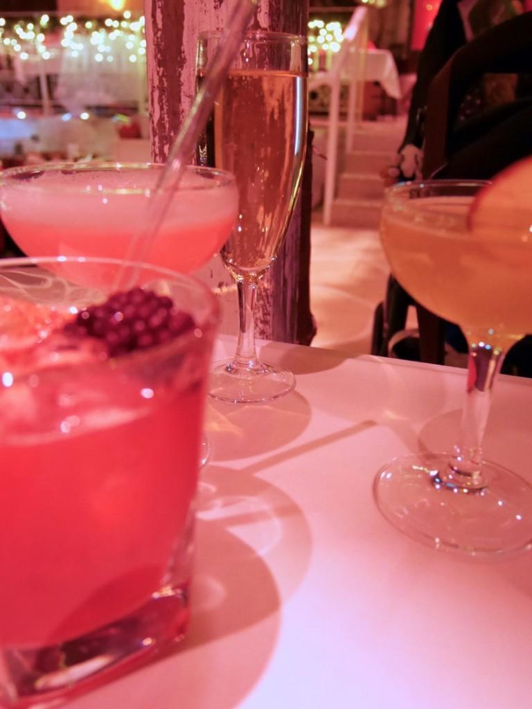 En god drink sitter inte fel!