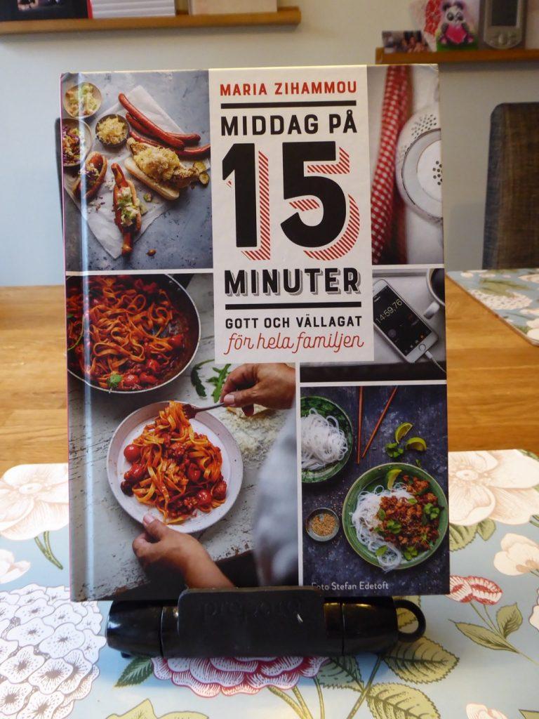Middag på 15 minuter
