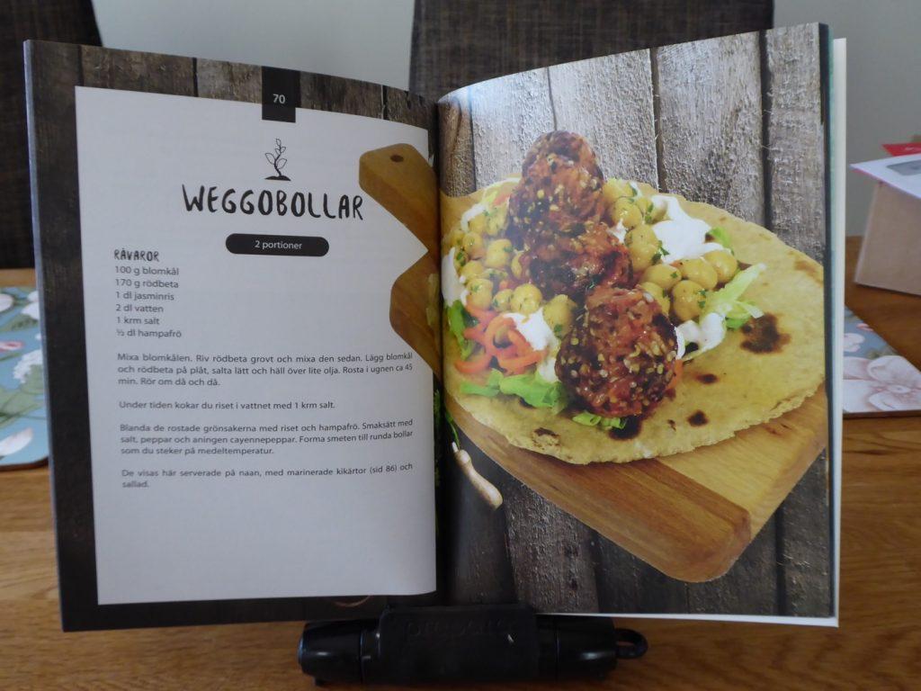 Recept på Weggobollar.