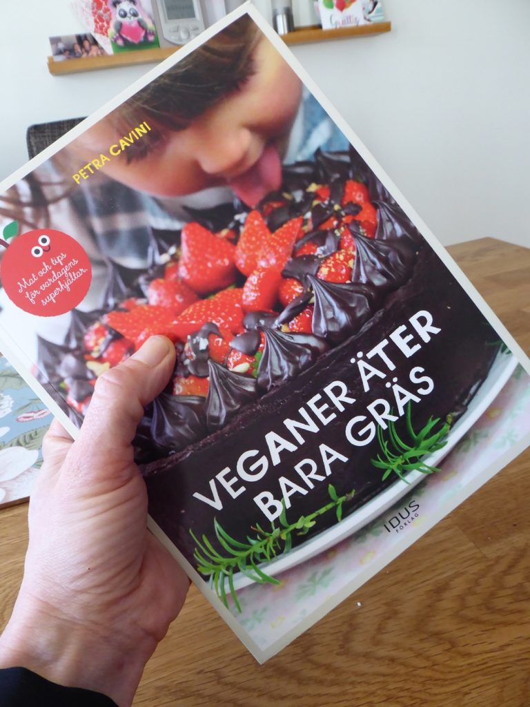 Veganer äter bara gräs