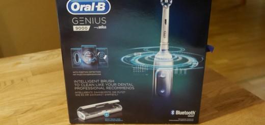 TÄVLING - Vinn Oral-B Genius
