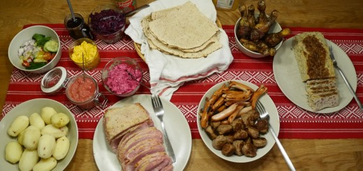 Ett mer hälsosamt och klimatsmart julbord