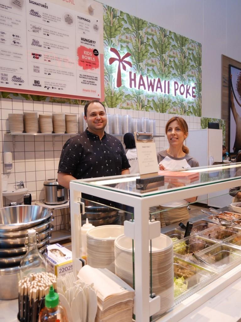 Grundarna av Hawaii Poké