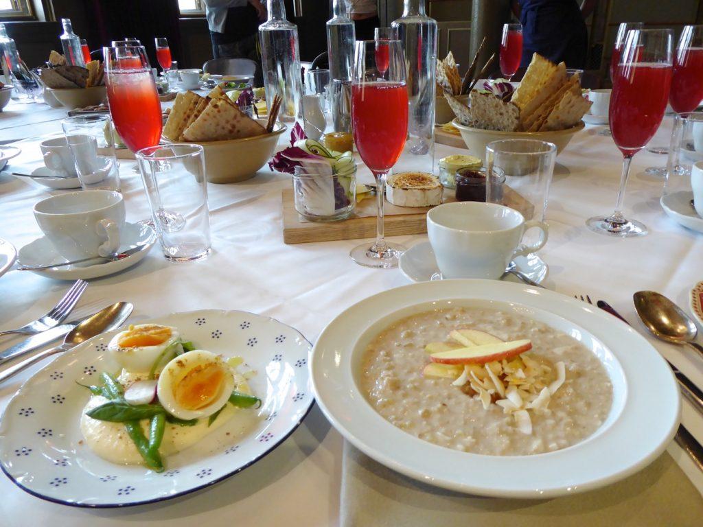Magisk frukost!
