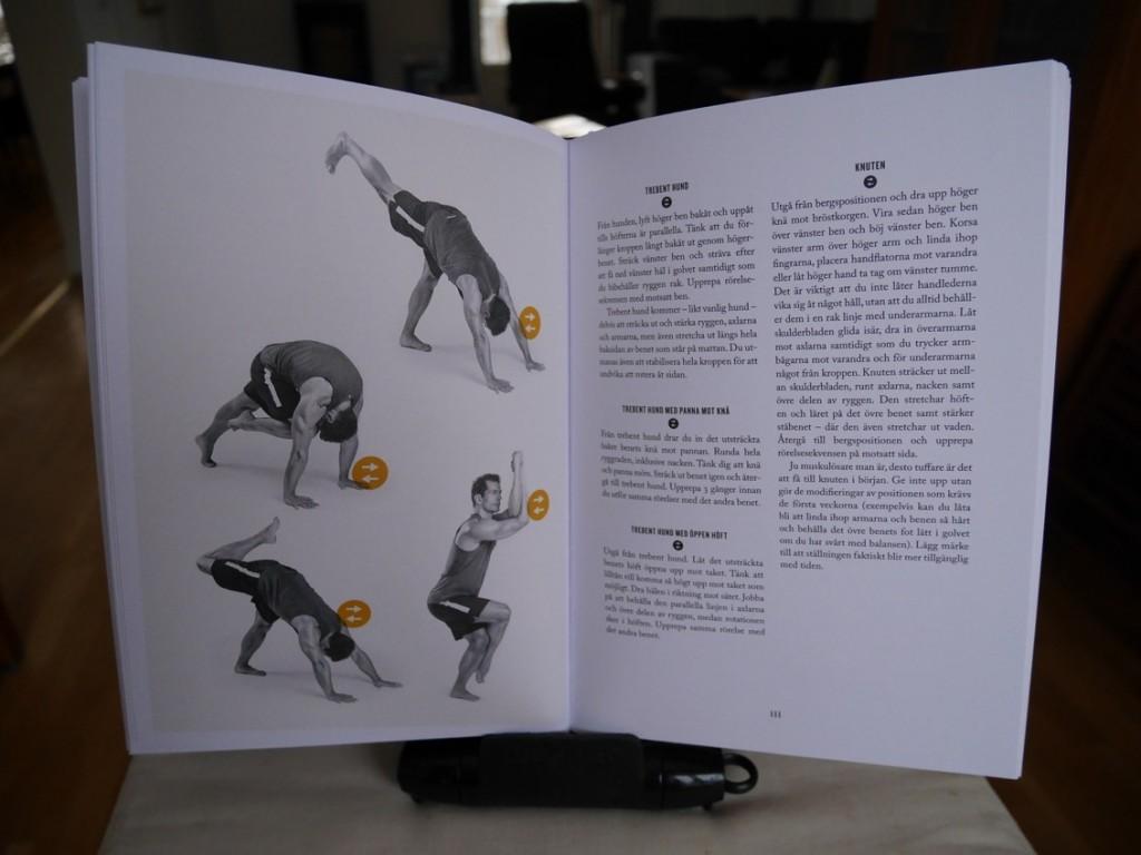 Genomgång av samtliga i boken föreslagna övningar.