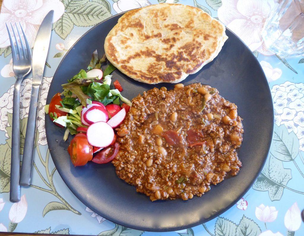 Världens godaste chili con carne i Crock Pot