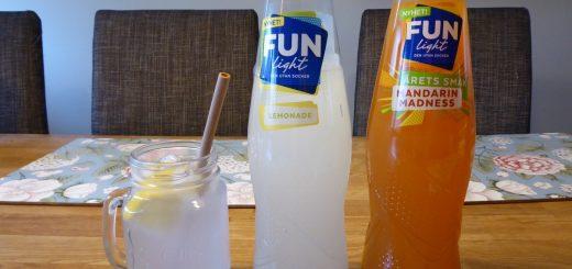 Två riktigt somriga goda smaker!
