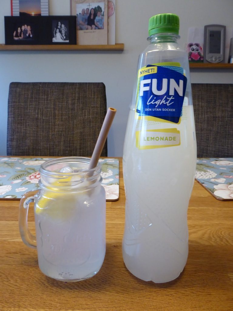 Läskande lemonad!