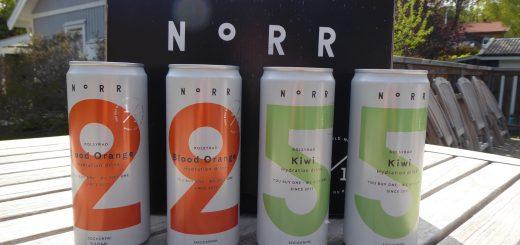 Funktionsdryck från Norr Company