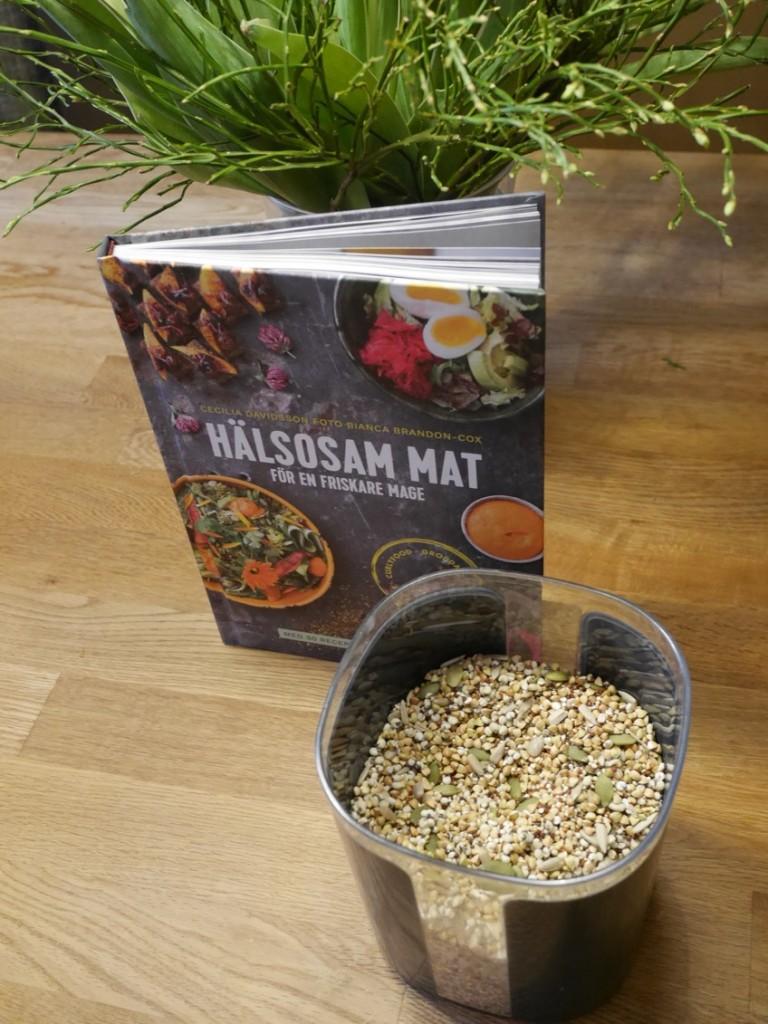 Bovetegröt med extra näring och protein