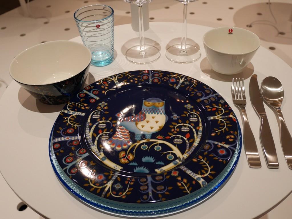 Underbart vackert porslin från Iittala.