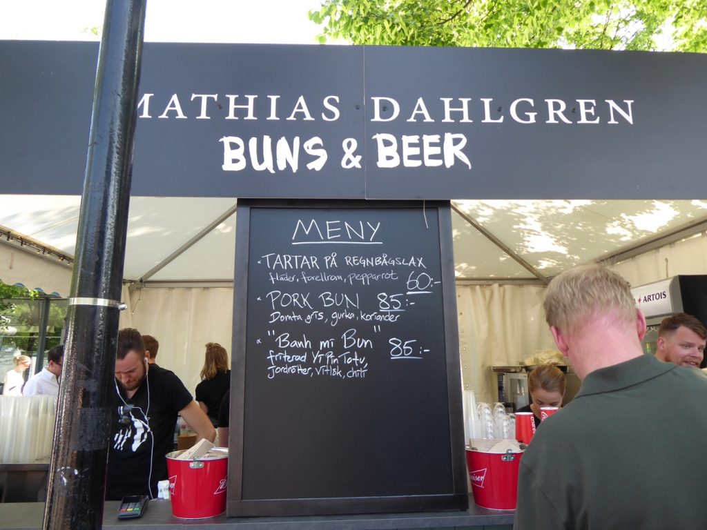 Mathias Dahlgrens Buns & Beer.