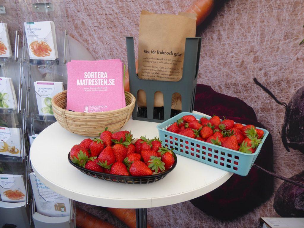 Vad är mer sommar än svenska jordgubbar?!