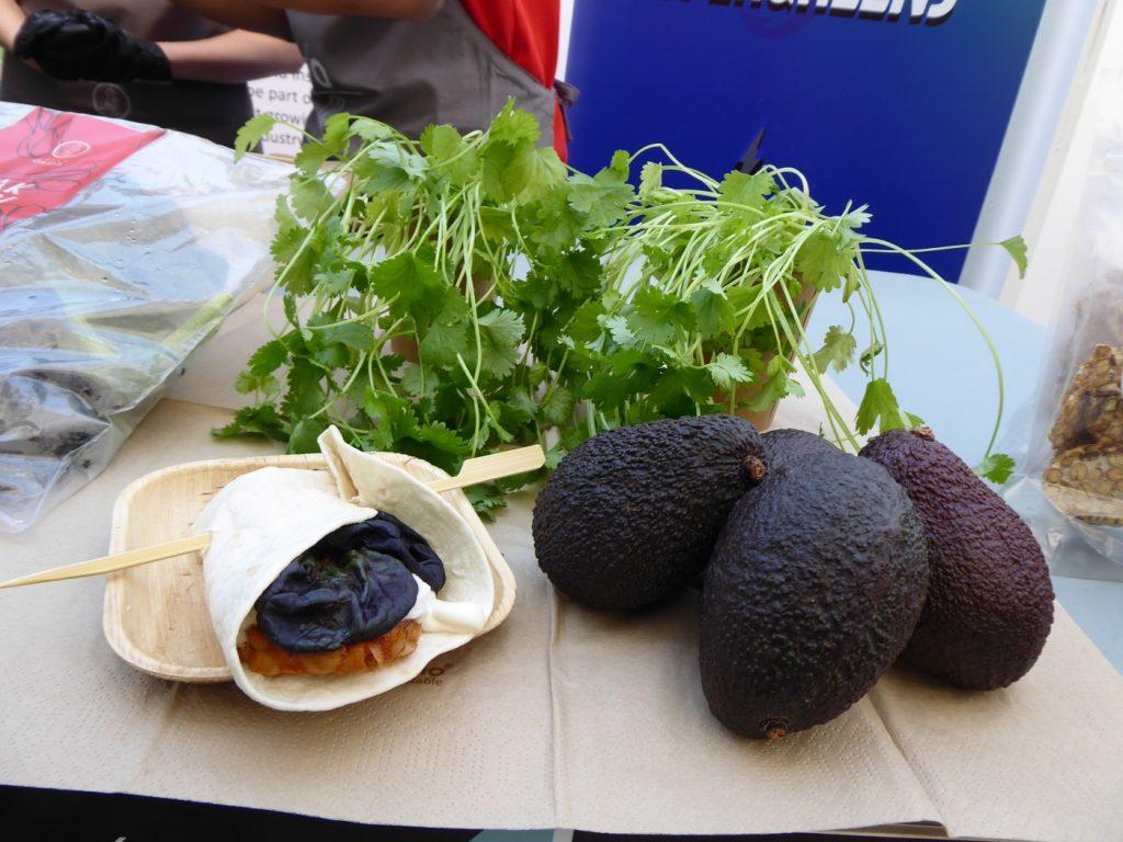 Tacos med tempeh
