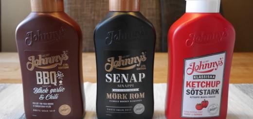 Nya smaker från Johnnys