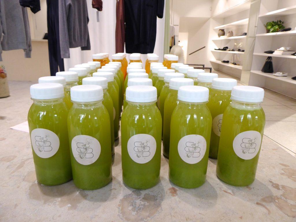 Uppfriskande juicer fullproppade med vitaminer och näring!