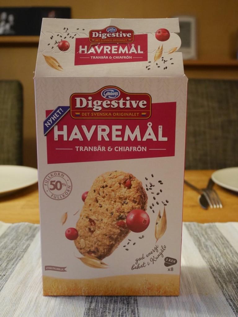 Digestive Havremål