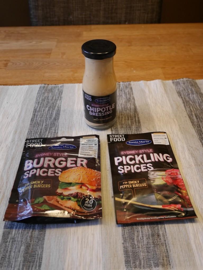 Smoky Pepper Burger Sydney Style