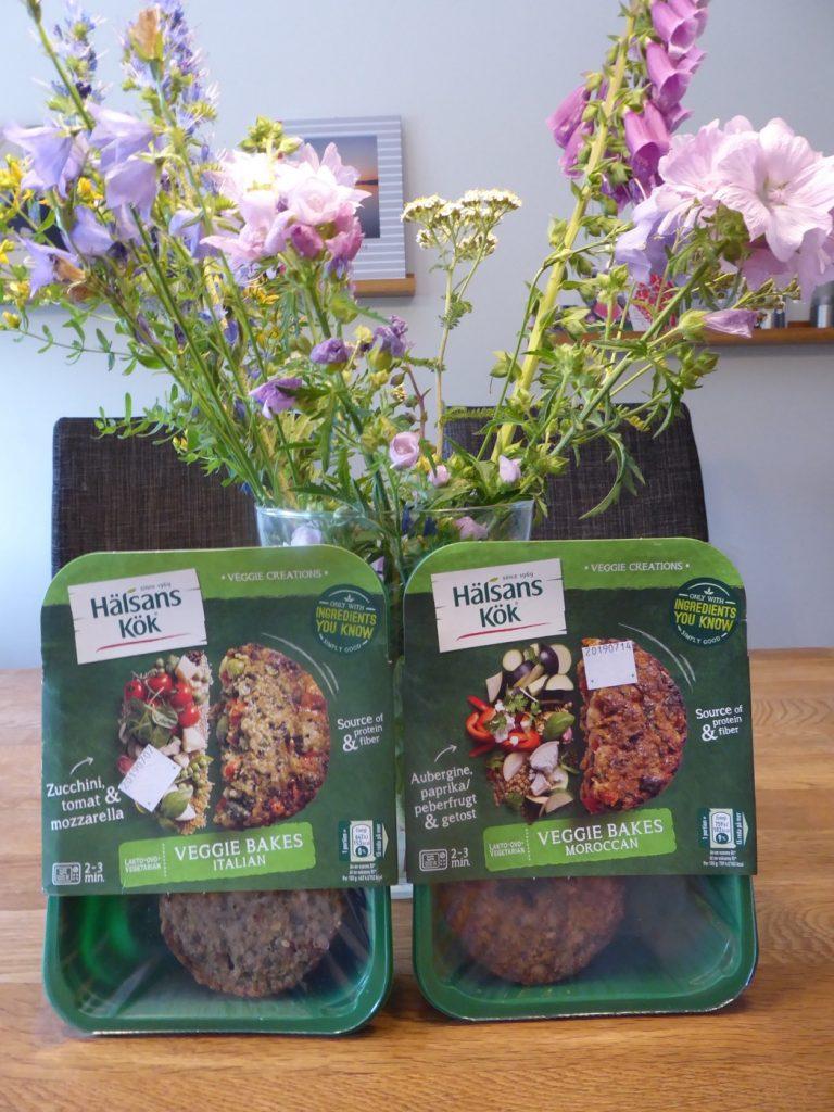 Veggie Bakes från Hälsans kök