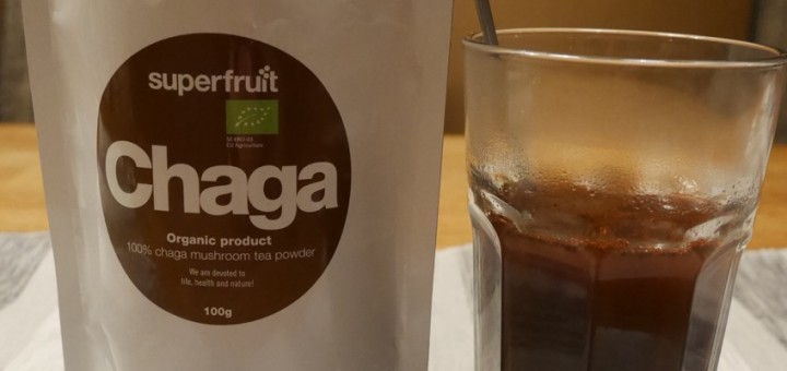 Drick chaga som te eller som bas i tex smoothie