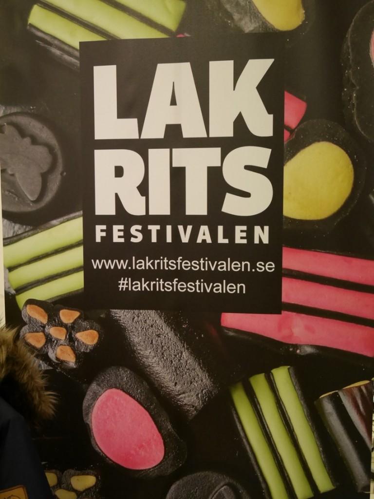 Dags igen för Lakritsfestivalen