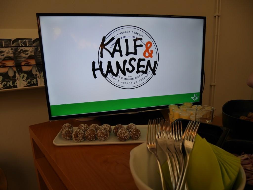 Kalf & Hansen + SJ =Sant!