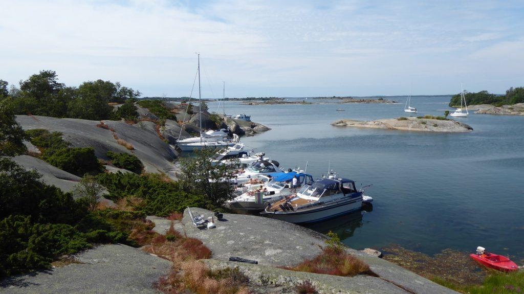 Naturhamn Hallskär
