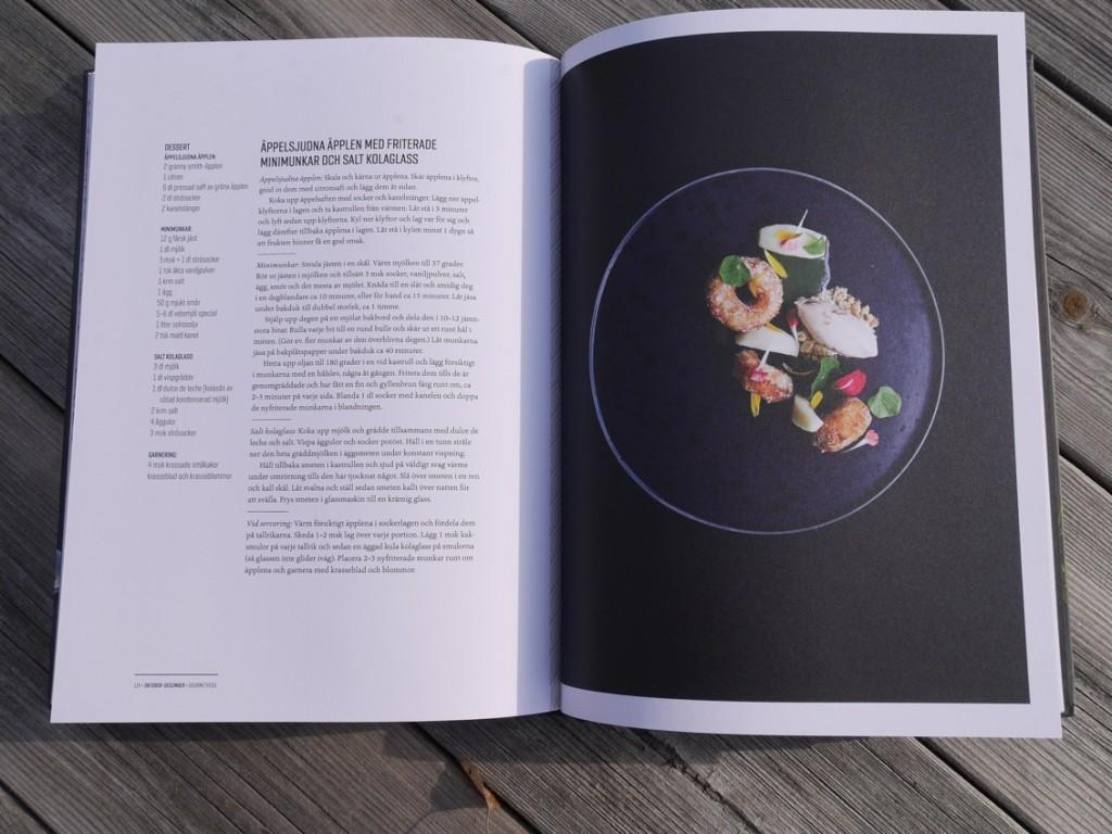 En kokbok för vegetarianer som vill ta sin matlagning till en högre nivå.