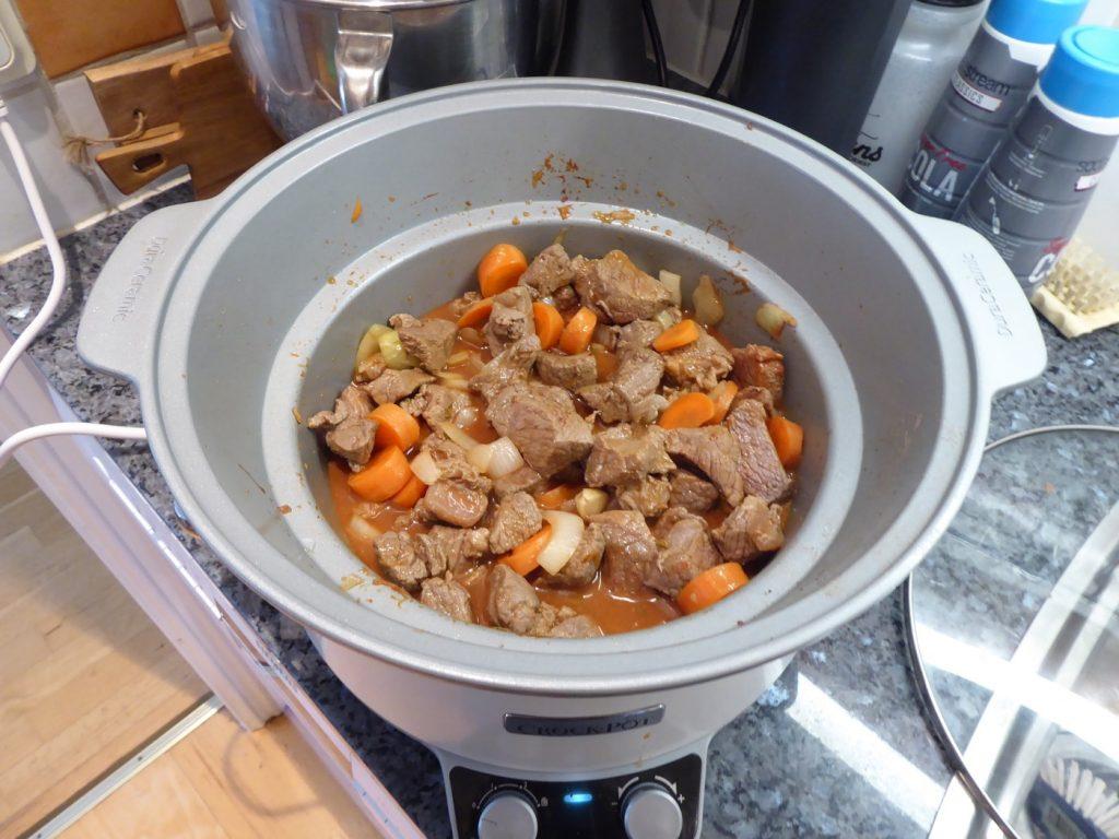 Dags att plocka fram Crock Pot igen nu när vädret börjar bli ruggigt och kallt.
