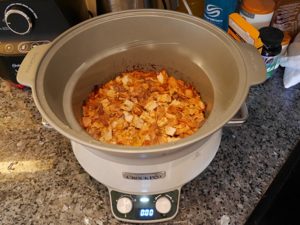 Crock-Pot har som vanligt levererat underbar, välsmakande mat.