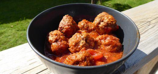 Världens godaste köttbullar i Crock Pot