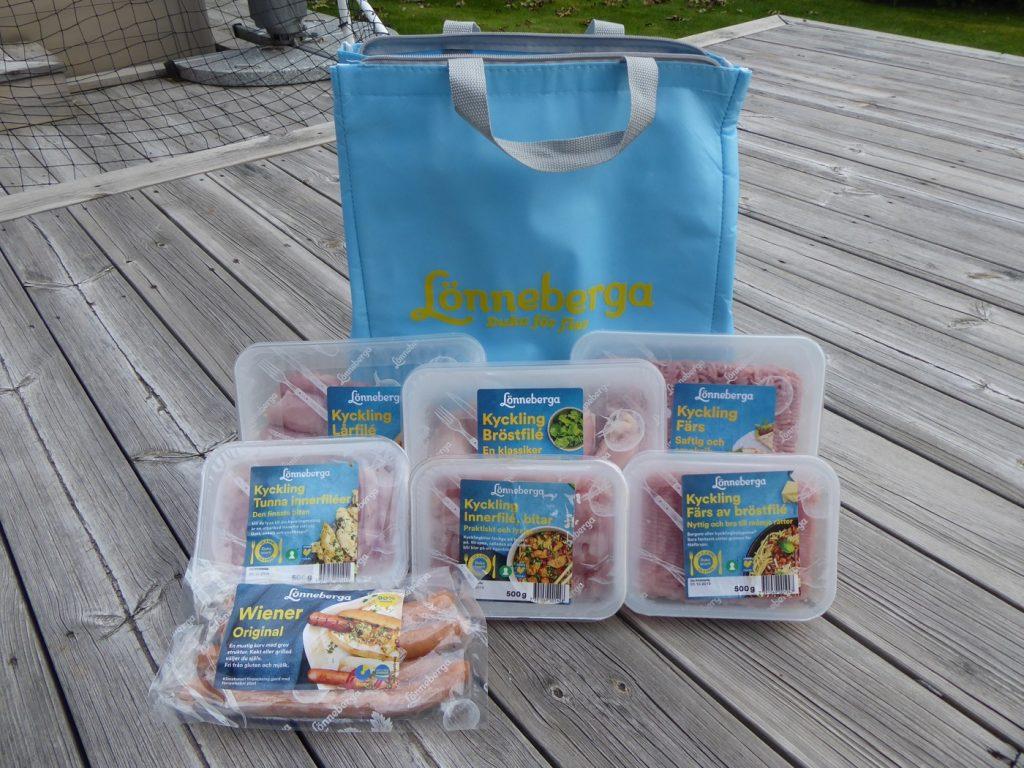 Kycklingnyheter från Lönneberga.