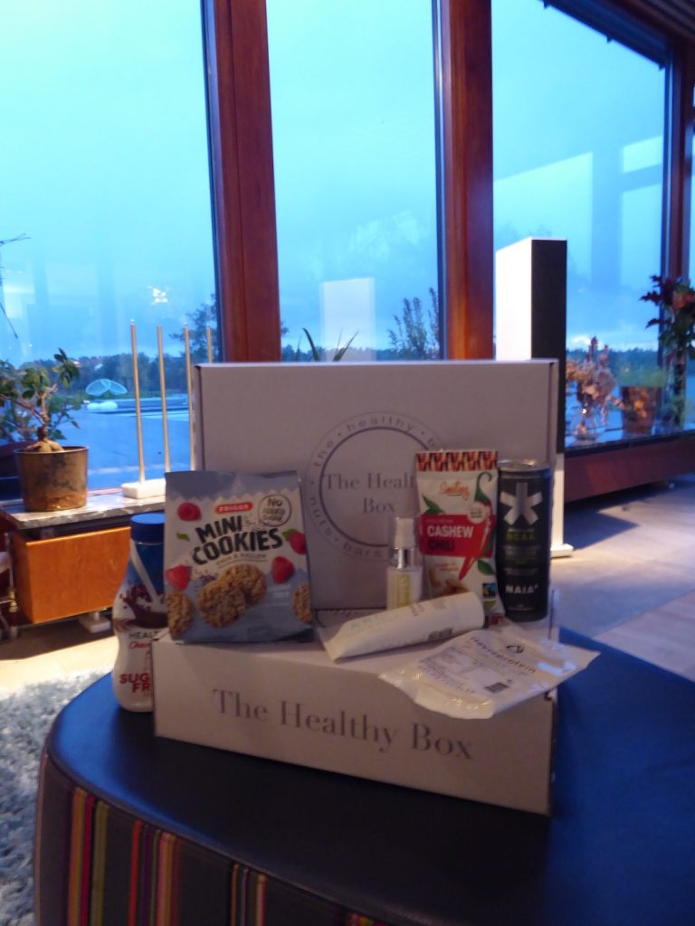 Yoga retreat med The Healthy Box