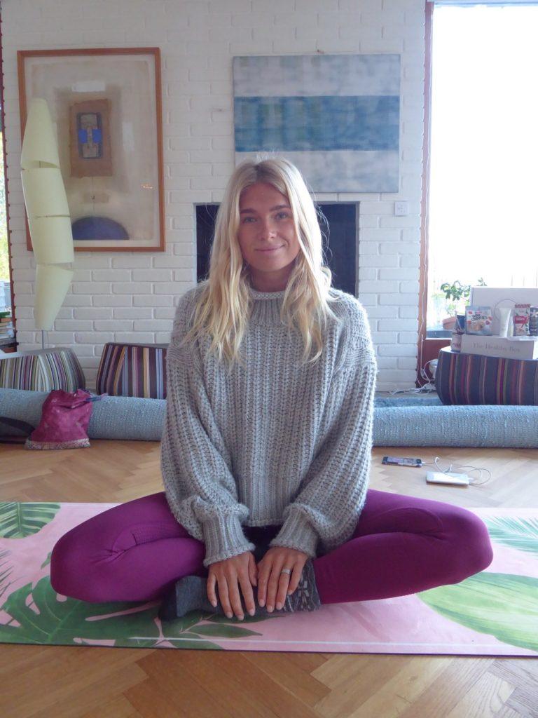 Huvudläraren Sofie Kraft