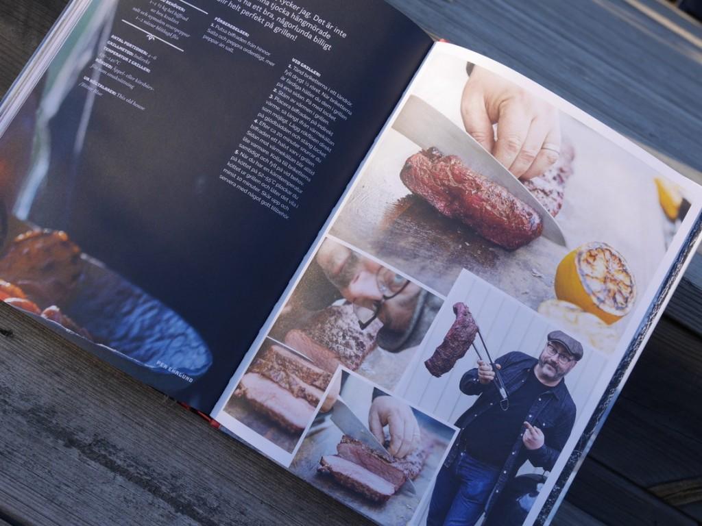 Underbara bilder som får en att vilja tända upp grillen omedelbums!