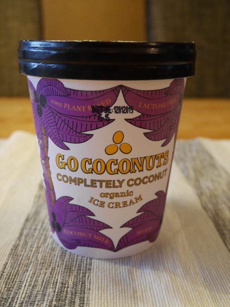 Glassnyhet från Go Coconuts.