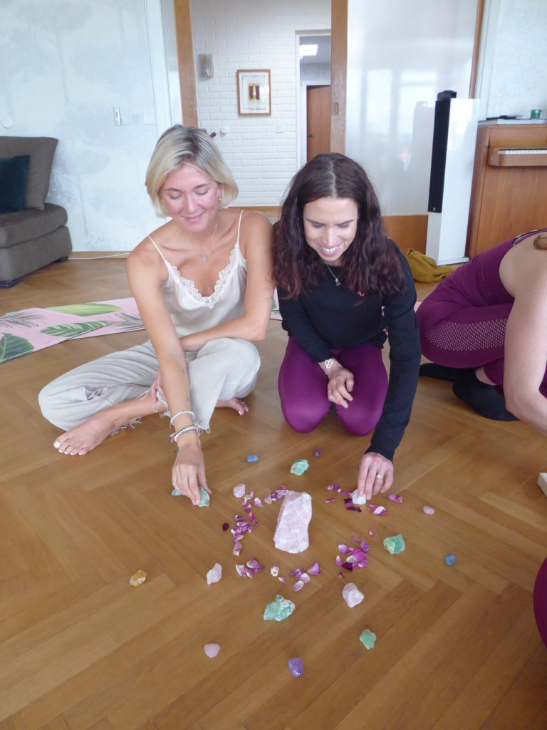Kristallworkshop med Josefine Dahlberg