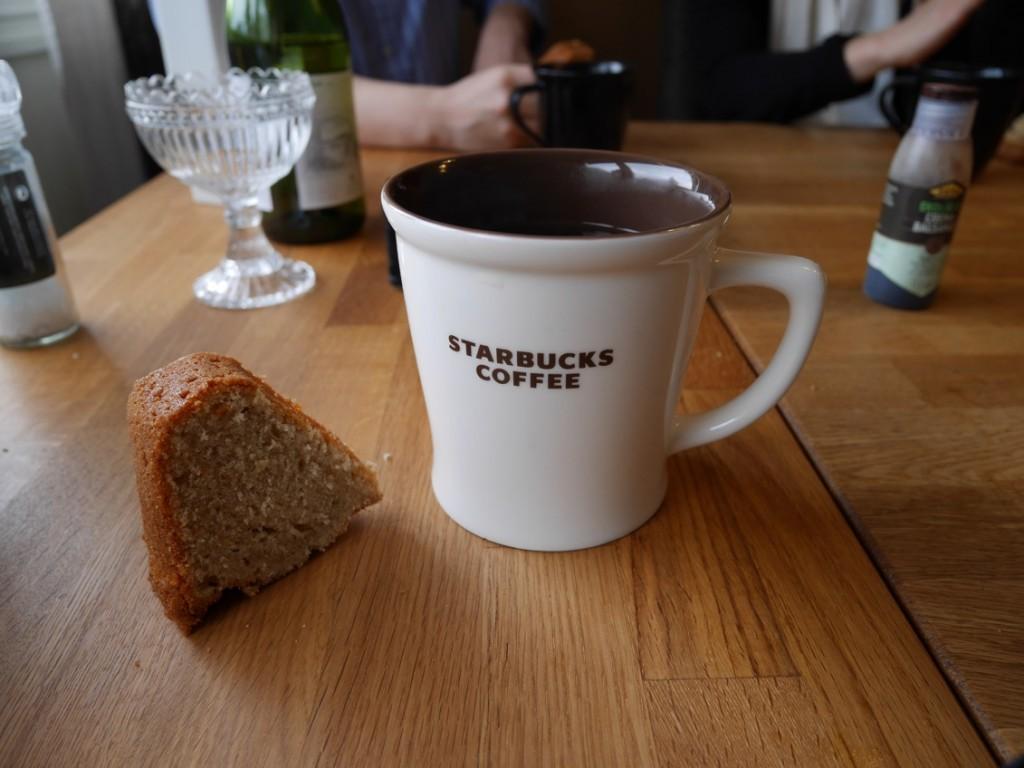 Sockerkaka och te är en gudagod kombo!