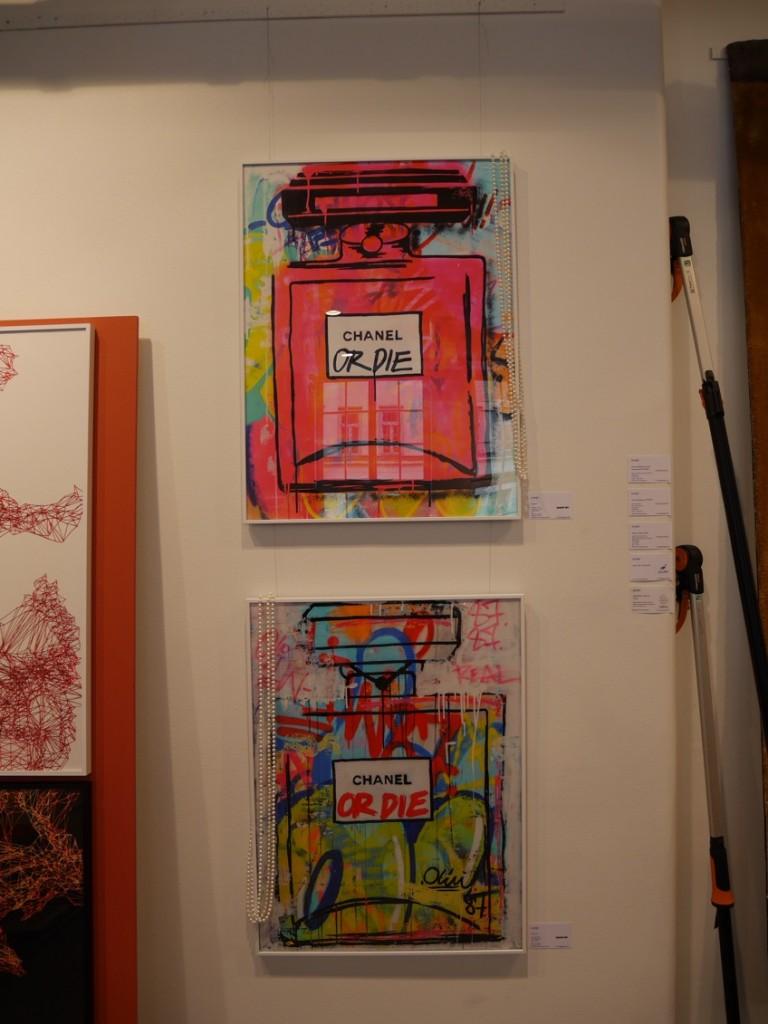 Konst av Oliw87 som säljs hos Absolut Art.