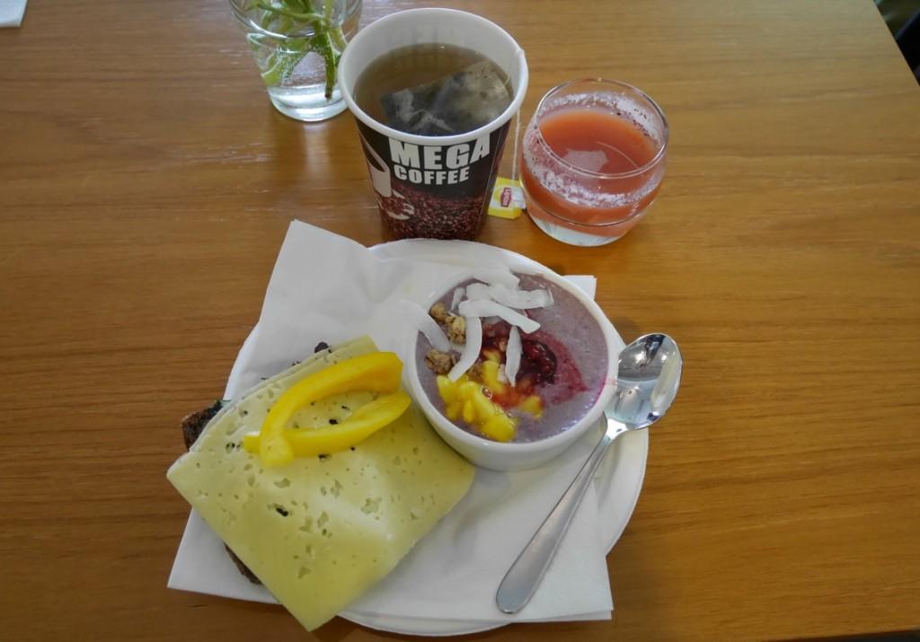 En frukost som både ser och smakar gudomligt!